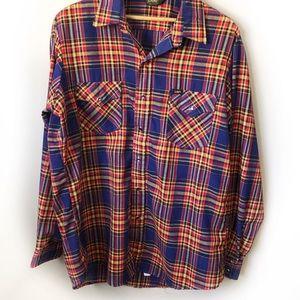 LEE western shirt men's XL